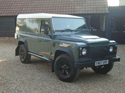 used Land Rover Defender 110 2.4 TDi Hard Top 3dr