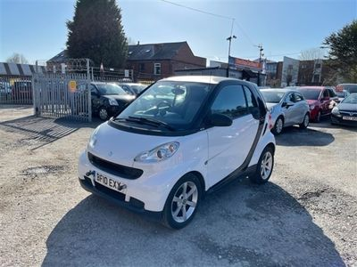 used Smart ForTwo Coupé PULSE MHD