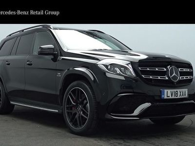 used Mercedes GLS63 AMG GLS4Matic 5Dr 7G-Tronic