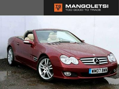 used Mercedes SL350 SL Series Eds 3.57G-Tronic 2dr