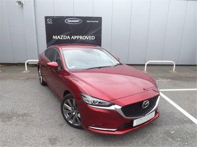 used Mazda 6 2019 Stoke On Trent 2.5 GT Sport Nav+ 4dr Auto