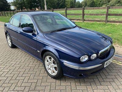 used Jaguar X-type 2.1 V6 SE 4dr