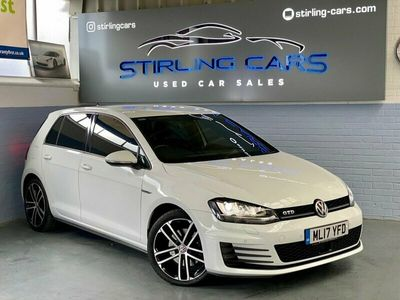 used VW Golf 2.0 TDI BlueMotion Tech GTD 5dr