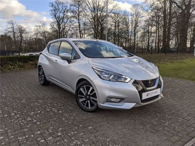 used Nissan Micra 2017 New Costessey 1.5 dCi N-Connecta 5dr