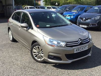 used Citroën C4 1.6 Hdi Vtr+ 5Dr