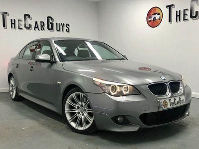 used BMW 520 5 SERIES 2.0 D M SPORT 4d 175 BHP AUTO+BLUETOOTHPHONE+AU
