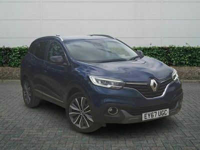 used Renault Kadjar 1.2 TCe Signature Nav (s/s) 5dr