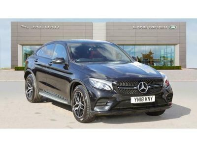 used Mercedes GLC350 GLC Coupe4Matic AMG Line Prem Plus 5dr 9G-Tronic Diesel Estate