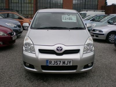used Toyota Corolla Verso 2.2 D-4D SR 5d (07)