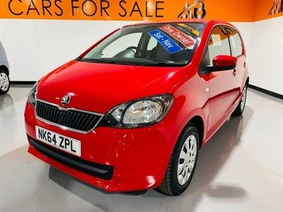 used Skoda Citigo 1.0 MPI SE 5dr, AIR CON, ONLY 36,977 MILES