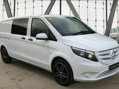 used Mercedes Vito 114CDI BlueTec Crew Van