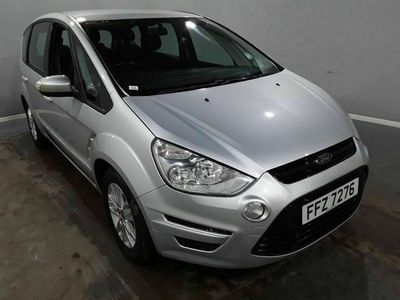 used Ford S-MAX 2.0 ZETEC 5d 143 BHP 12 MONTH MOT & 12 WARRANT