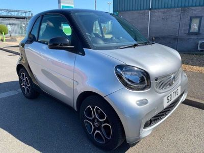 used Smart ForTwo Coupé PETROL SEMI AUTOMATIC 2 DOORS