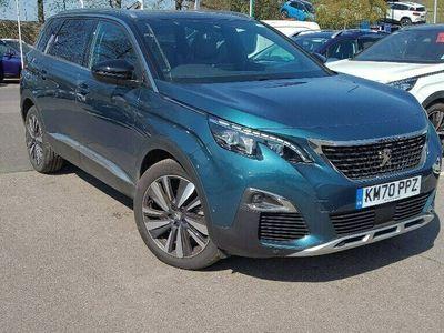 used Peugeot 5008 1.2 PureTech GT Line Premium SUV 5dr Petrol EAT (s/s) (130 ps)
