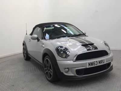 used Mini Cooper S Roadster 1.6 2dr, 2013, not known, 22845 miles.