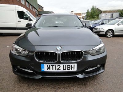 used BMW 320 3 Series 2.0 d Sport (s/s) 4dr