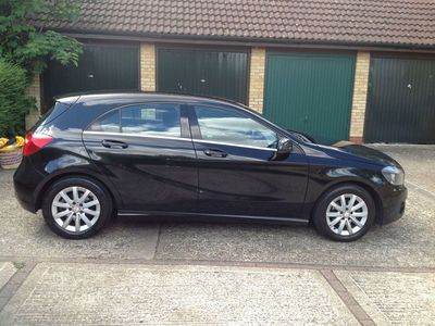 used Mercedes A180 A Class 1.5CDI BlueEFFICIENCY SE 5dr