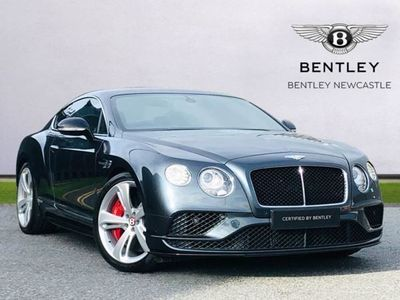 used Bentley Continental GT 4.0 V8 S Mulliner Driving Spec 2dr Auto coupe