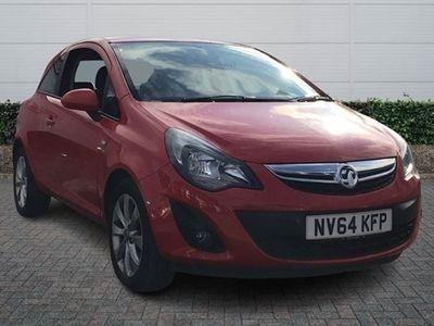 used Vauxhall Corsa 1.3 CDTi ecoFLEX Excite 3dr [AC] hatchback 2014