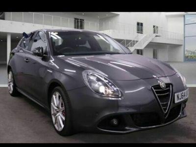 used Alfa Romeo Giulietta 2.0 JTDM-2 QV LINE TCT 5d 175 BHP