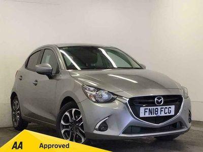 used Mazda 2 1.5 Sport Nav 5 door Hatchback 2018