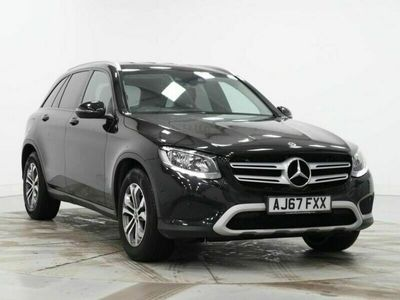 used Mercedes 220 GLC4Matic SE Executive 5dr 9G-Tronic 2.2