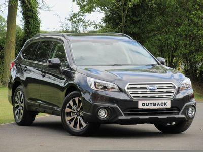used Subaru Outback 2.5i SE Premium Lineartronic Auto 5-Door