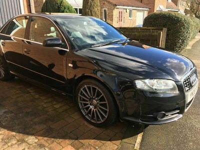 used Audi A4 2.0 TFSI S line Special Edition quattro 4dr