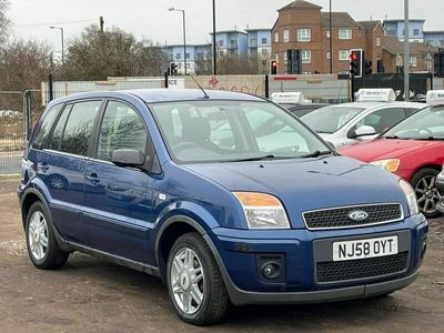 used Ford Fusion 1.4 Zetec Climate 5dr