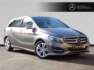 used Mercedes B200 B-ClassCDI Sport Premium 2.2 5dr