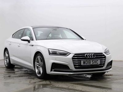 used Audi A5 2.0 TFSI S Line 5dr S Tronic