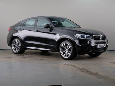 used BMW X6 3.0 30d xDrive M Sport 5dr