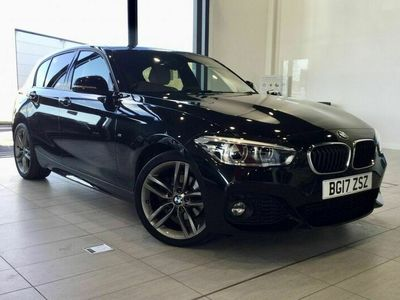 used BMW 120 1 Series d M Sport 5dr [Nav] Step Auto