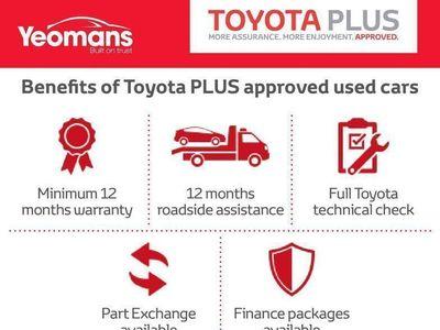used Toyota Aygo 1.0 VVT-i X-Play 3dr