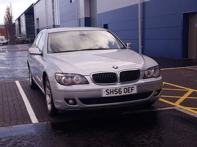 used BMW 228 7 SERIES 3.0 730D SE 4dBHP *** FREE 2 Year Warranty with this car & 2 years Bre