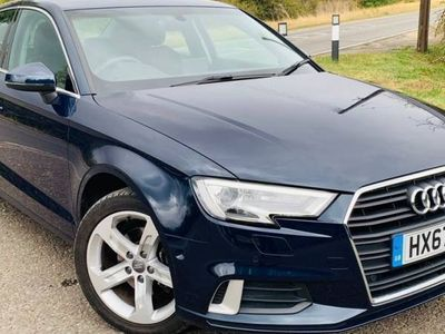 used Audi A3 DIESEL SEMI AUTOMATIC SALOON 4 DOORS