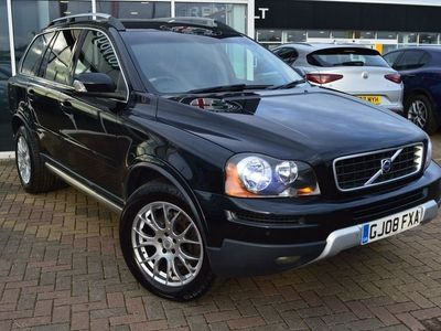 used Volvo XC90 2.4 D5 SE Sport 5dr Geartronic