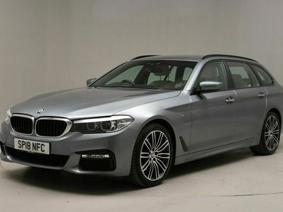 used BMW 530 5 Series d M Sport 5dr Auto For Sale Reg:SP18 NFC
