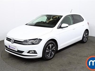 used VW Polo 1.0 Match