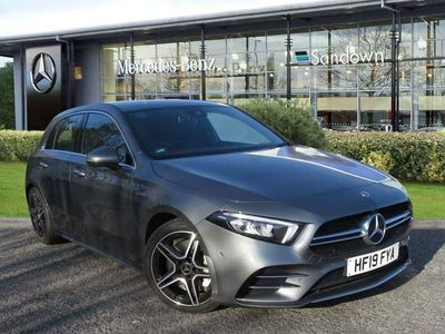 used Mercedes A35 AMG A-CLASS AMG4MATIC PREMIUM