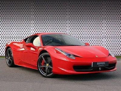 used Ferrari 458 COUPE Italia 2dr Auto