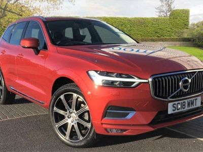 used Volvo XC60 2.0 D4 Inscription Pro 5Dr Awd Geartronic diesel estate