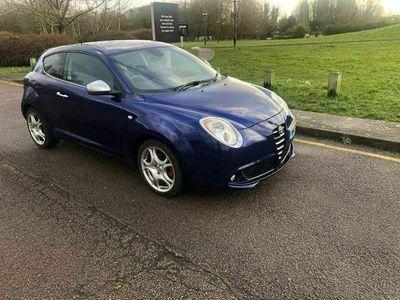 used Alfa Romeo MiTo 1.6 JTDM Veloce 3dr