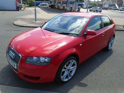 used Audi A3 1.6 Special Edition