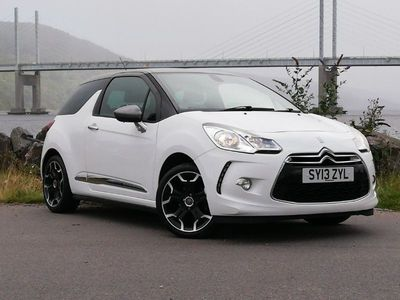 used Citroën DS3 1.6 e-HDi Airdream DStyle Plus 3dr