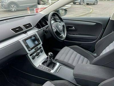 used VW CC 2.0 TDI 150 BlueMotion Tech 4dr Saloon 2017
