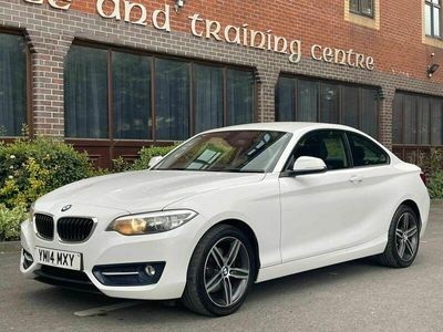 used BMW 220 2-Series Coupe i Sport 2d