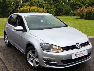used VW Golf 1.4 Tsi 125 Match Edition 5Dr