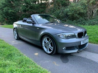 used BMW 118 Cabriolet 118d M Sport 2dr