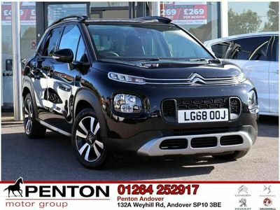 used Citroën C3 Aircross 1.2 PureTech Feel 5dr